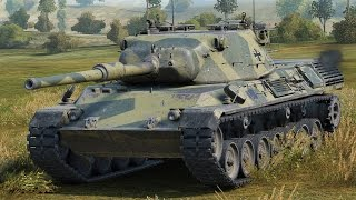 World of Tanks Leopard 1 - 13 Kills 9,6K Damage