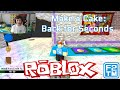Make a Cake: Back for Seconds! - Roblox