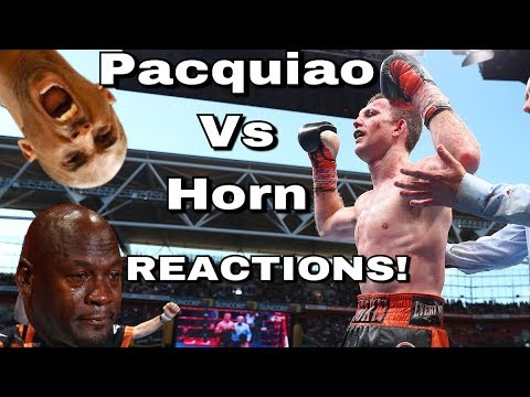 TIM BRADLEY REACTS TO PACQUIAO KNOCKING OUT …