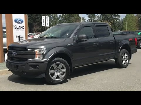 2019 Ford F-150 Lariat 502A 5.0L SuperCrew Review| Island Ford