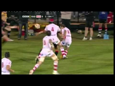 Paul Marshall wipes out Ben Cairns