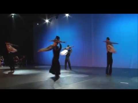 Salsorro 2009 - Sabado - Opening Zefiro - de Paloma Suanzes con Dave y Zoe y Baila Society - NY