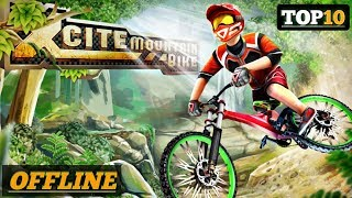 Top10 Best Bicycle / Bmx Android Games 2019 ( offline & online ) | Best Games 2019