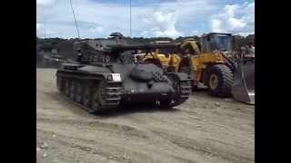 AMX-13, Leichter Panzer 51 Schweizer Armee