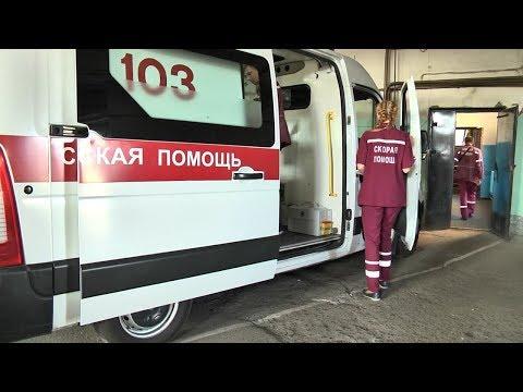 До 200 вызовов в сутки: как работает Пинская станция скорой помощи