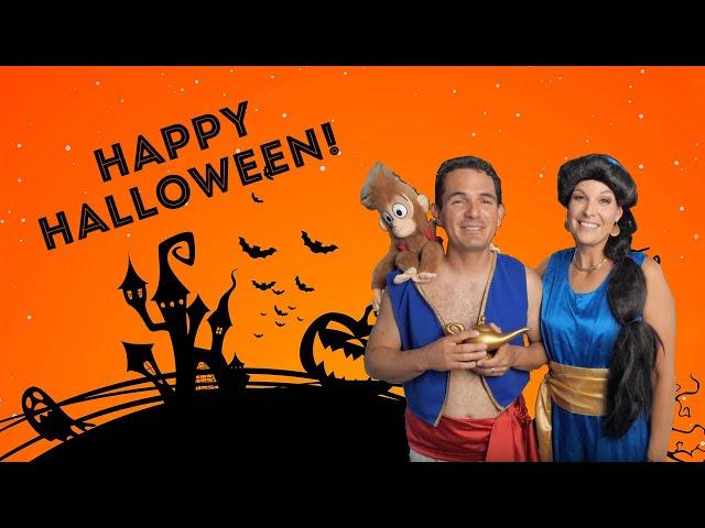 Happy Halloween from Happiness Adventure