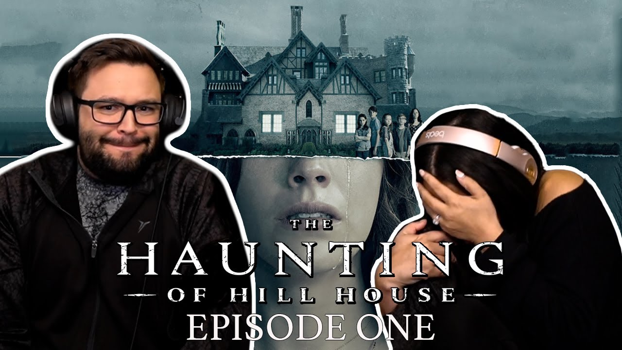 Download The Haunting of Hill House Part One 'Steven Sees a Ghost' First Time Watching! TV Reaction!!