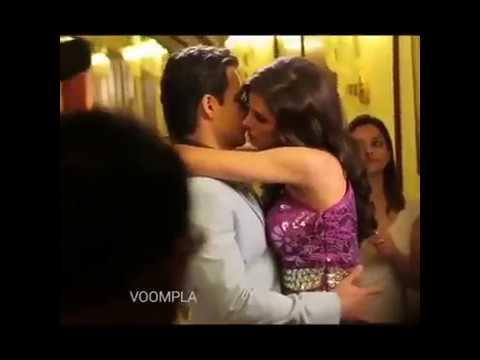 Making Of Bol Do Na Zra Kiss Shoot