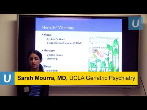 Medications Used in Dementia: What Caregivers Should Know | #UCLAMDChat Webinar