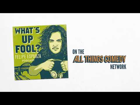 Luis Guzman: What's Up Fool? w Felipe Esparza & Rodrigo Torres