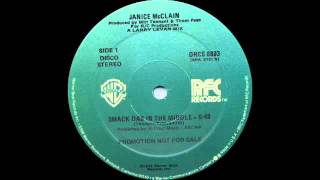 Janice McClain - Smack Dab In The Middle (Warner Bros./RFC  Records 1979)
