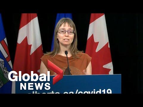 Coronavirus outbreak: No new deaths in Alberta as Edmonton sees 10 cases linked to gatherings   FULL