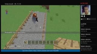 [Minecraft]Construction Maison de luxe