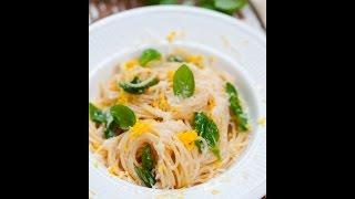Юлия Высоцкая — Лимонные спагетти