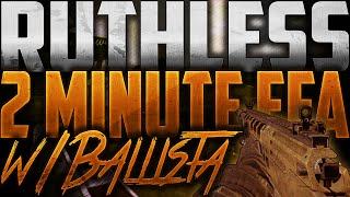 Ruthless 2:15 FFA w/ Ironsight Ballista - Thank you TapXnation