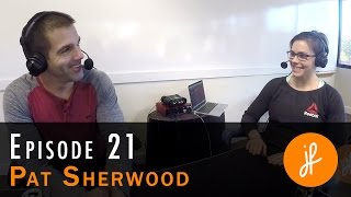 PH21 Pat Sherwood on CrossFit, the Games and quality of life and longevity