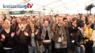 Brokser Heiratsmarkt 2014...Junggesellen  Versteigerung