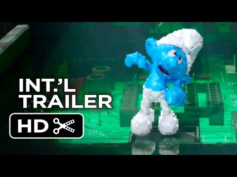 Pixels Official International Trailer #2 (2015) - Adam Sandler, Peter Dinklage Movie HD