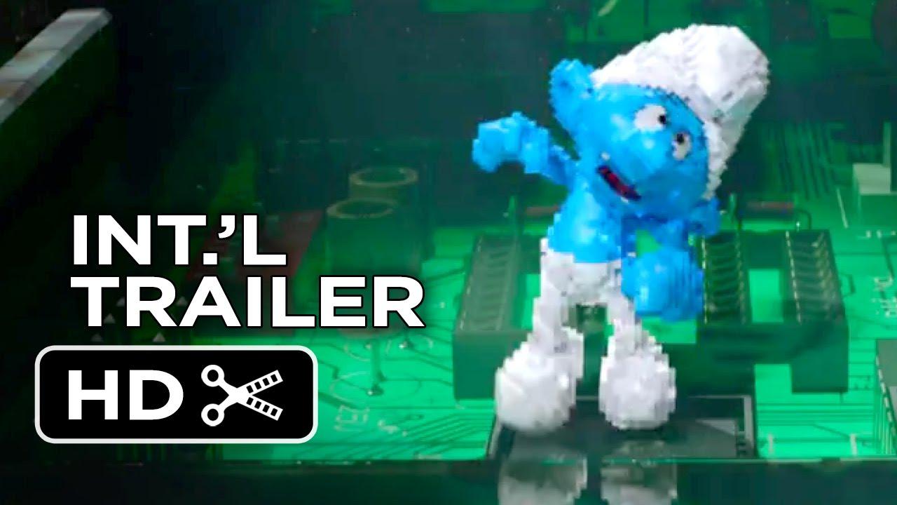 Pixels Official International Trailer 2 2015 Adam Sandler Peter Dinklage Movie Hd