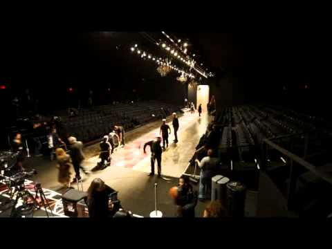 Fashion Week Feb. 2011, Bernhard Link Theatrical Time Lapse