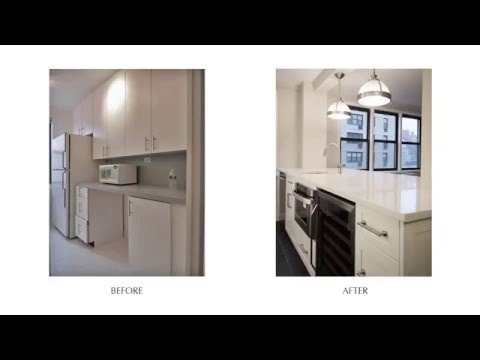 Astonishing Renovation Before & After - E 76th St. NYC