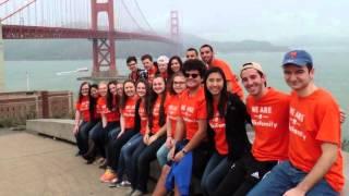 The Oakland Scholar Service Trip