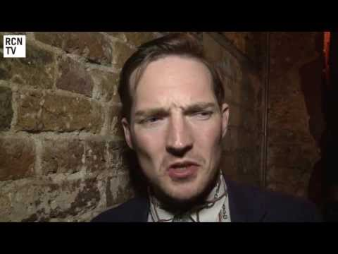 The Feeling Dan Gillespie Sells Interview - Beautiful Thing West End Launch