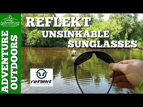 Reflekt Unsinkable Sunglasses Review