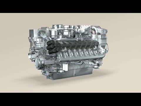 Rolls-Royce | How train engines work