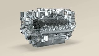 Rolls-Royce   How train engines work