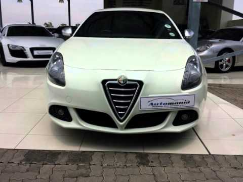 alfa romeo giulietta manual auto