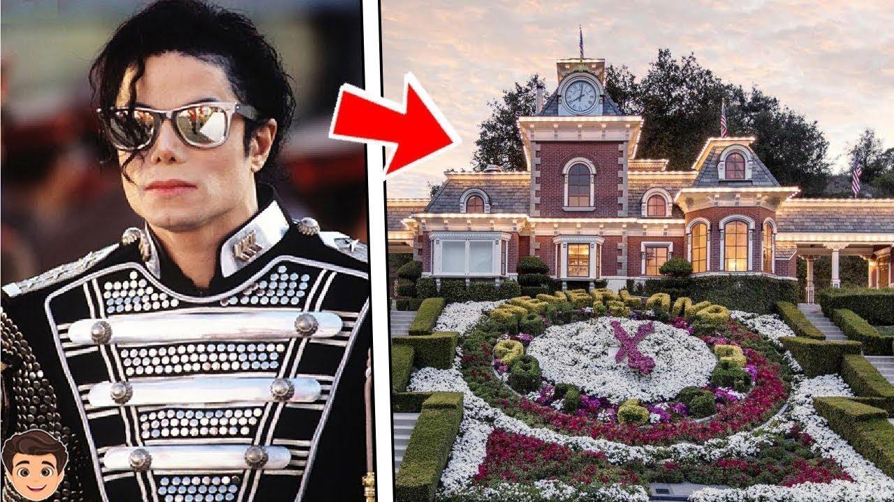 9 أشياء غريبة تم العثور عليها في منزل مايكل جاكسون !!