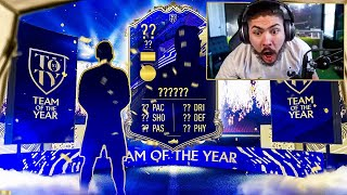 OMG I PACKED A TOTY!!! FIFA 20