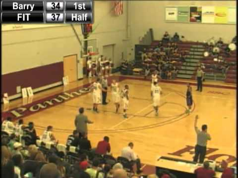 FloridaTech vs Barry University