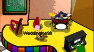 Club Penguin Band Sings (We Will Rock You)