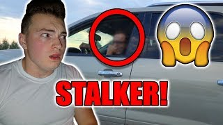 CONFRONTING MY STALKER! thumbnail