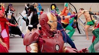 DragonCon 2013: JLA vs. The Avengers