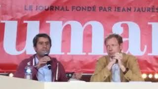 François Ruffin à la Fête de l'Huma, sans langue de bois...