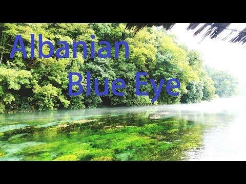 Blue Eye Albania - Travel vlog