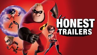 See the best Fantastic 4 movie ever made - It's Honest Trailers for The Incredibles The Incredibles is a Brad Bird directed Pixar animated film released in 2004.