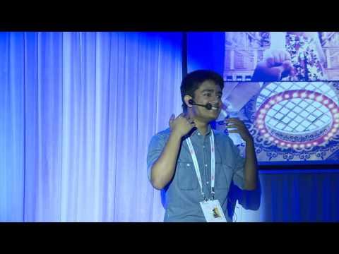 The dark side of Travelling   Ankur Thakuria   TEDxGITAMHyderabad