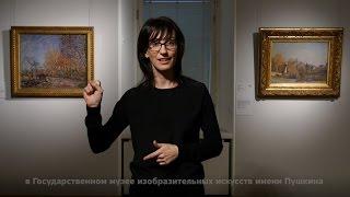 Искусство импрессионистов на жестовом языке