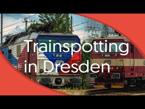 MAKRO!!! + VLOG | behind the scenes | Trainspotting Dresden