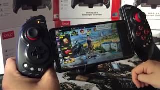 រៀបភ្ជាប់ដៃហ្គេម IPEGA 9023 លេងជាមួយទូរសព្ទ័ Android ពី BTB PC GAME