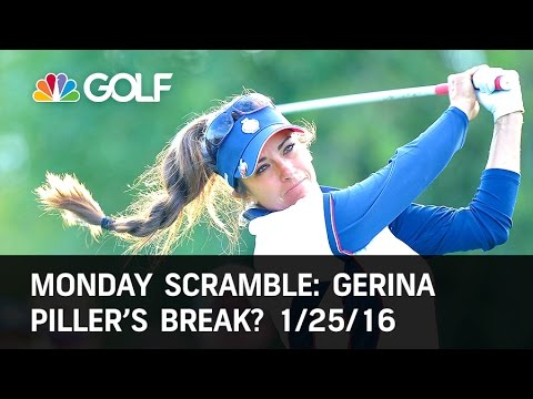 Monday Scramble: Could This Be Gerina Piller's Breakthrough Year? | Golf Channel