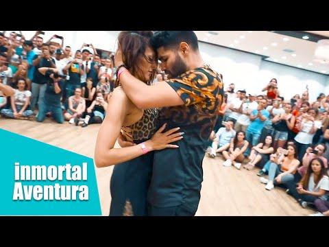 Romeo Santos, Aventura – inmortal UTOPIA  / Marco y Sara bachata workshop