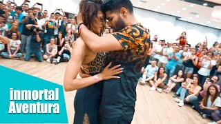 Romeo Santos, Aventura - inmortal UTOPIA  / Marco y Sara bachata workshop