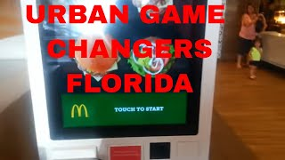 McDonald's Order Kiosk - Urban Game Changer Florida