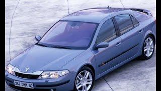 Renault Laguna II 2003 - моя первая машина