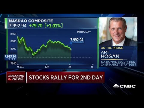 We're Seeing Better News On Outbreak, But Still Have Negative Economic News Ahead: Strategist